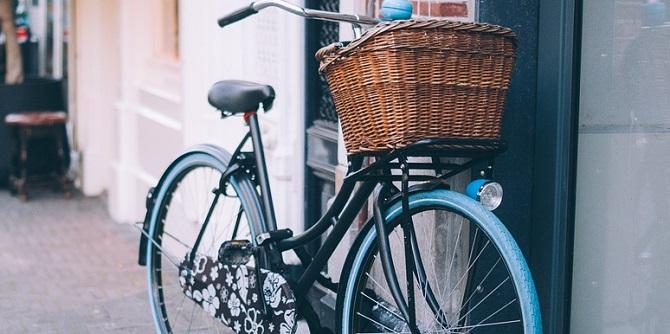 voordrager fiets