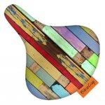 zadelhoes bikecap steigerhout planken