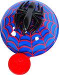 fietsbel spiderman