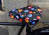 zadelhoesje fietsdecoratie leuk
