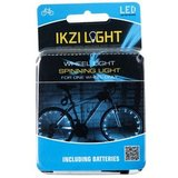Fietswielverlichting LED blauw (voor 2 fietswielen)_
