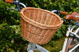 fietsmand riet