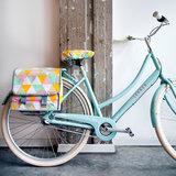 fietstas kitsch kitchen triangle