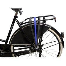 Snelbinders zwart/blauw