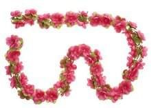 Basil fietsslinger bloemenslinger fuchsia