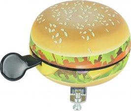 Grote fietsbel hamburger
