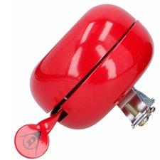 Dingdong fietsbel rood (8cm)