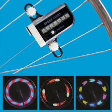 Spaakverlichting 16 led (incl. batterij)