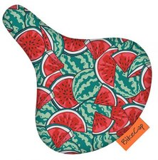 Zadelhoesje Bikecap watermeloen