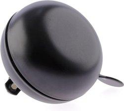 Dingdong fietsbel mat zwart (8cm)
