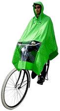 Regenponcho groen