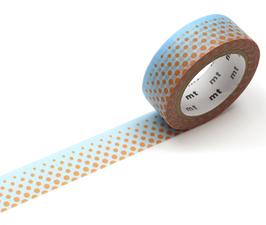 MT Masking tape pop dot blue
