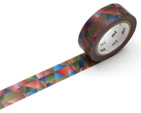MT Masking tape polygon gradation deep