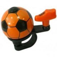 Fietsbel voetbal oranje