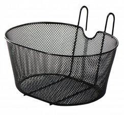 Fietsmand met stuurhaken staal (12 liter)