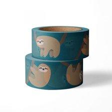 Studio Inktvis Masking tape Luiaard