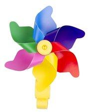 Windmolentje fietsdecoratie gekleurd