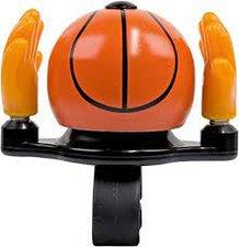 Funny fietsbel basketbal oranje
