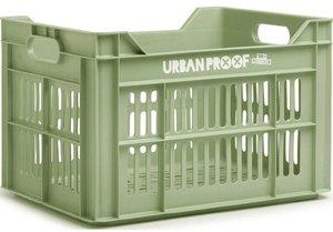 Urban Proof fietskrat frosty green Verwacht vanaf week 30