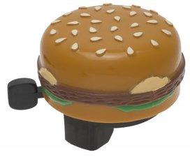 Fietsbel Hamburger Big Mac