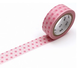 MT Masking tape asanoha momo