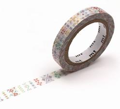 MT Masking tape SLIM embroidery line