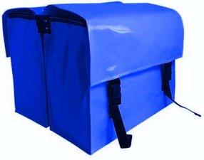 Fietstassen extra sterk donkerblauw