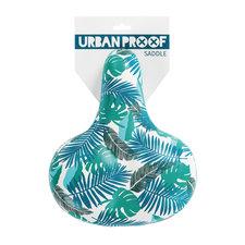 Fietszadel Urban Proof bladeren groen