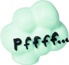Fiets ventiel kapjes wolken pffff (2x)