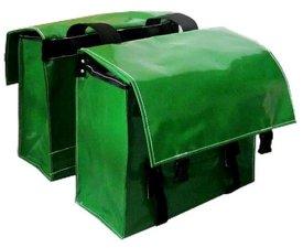 Fietstassen extra sterk groen