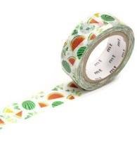 MT Masking tape watermelon
