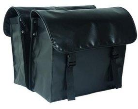 Kinderfietstassen waterdicht bisonyl zwart
