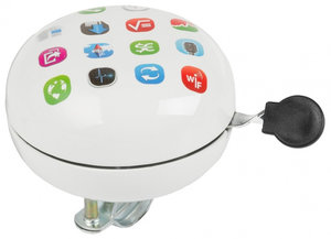 Maxi DingDong fietsbel apps