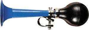 Fietstoeter hoorn blauw
