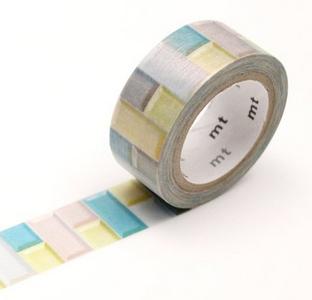 MT Masking tape pearl tile pastel