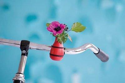 fietsvaasje bloemenvaasje fiets