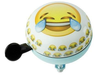 fietsbel emoticon emoji smiley