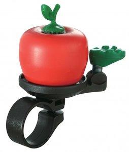 fietsbel appel rood
