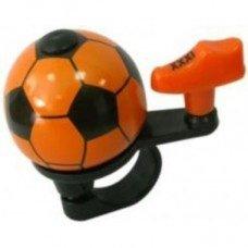 fietsbel voetbal
