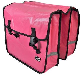goedkope fietstassen roze lastpak