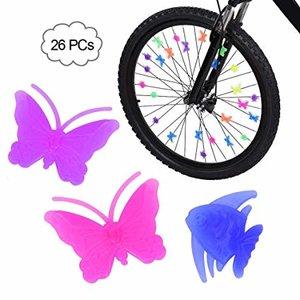 spaakkralen vlinders