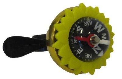 fietsbel kind kompas
