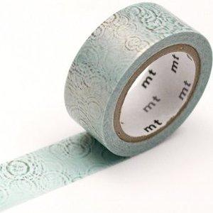 MT Masking tape pearl water ripple
