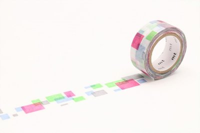 MT Masking tape block