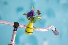 fiets bloemenvaas fietsvaas stuurvaas