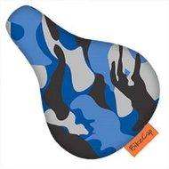 zadelhoesje kinderfiets camouflage